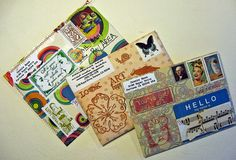 Mail Art from Connie Rose
