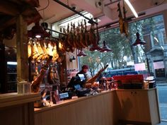 New Spanish Jamon joint on the Kings Road!