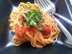 lecker & co: Spaghetti Napoli