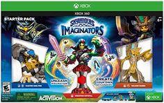Skylanders Imaginators – Xbox 360  http://gamegearbuzz.com/skylanders-imaginators-xbox-360/