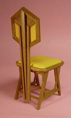Frank Lloyd Wright Chair Peacock Chair