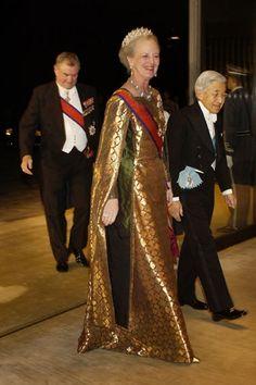 Dronning Margrethes 40-års-regentjubilæum