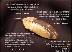 4 cosas importantes - @Paulo Fernandes Coelho