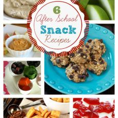 Snack ideas!