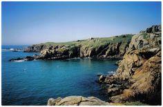 cote de l ile d Yeu en Vendée -85-