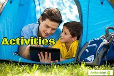 Enjoy fun activities with your children. Even better, let them enjoy activities when you aren't around with the help of Amber Alert GPS. Learn more at http://www.amberalertgps.com/smartlocator. #GPS #activities #fun