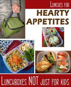 50 healthy work lunch ideas - FamilyFreshMeals.com