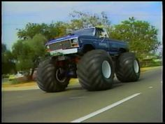 Legend of Bigfoot - The Original Monster Truck - YouTube Hey look out it's Bigfoot music video.