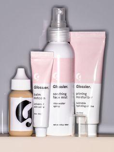 Glossier Phase 1 Set Skincare Routine | Glossier