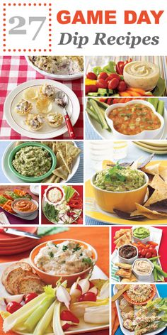 Super Bowl party recipes: 27 delicious (and affordable) game day dip recipes!