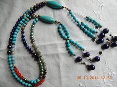 SGI  prayer beads / Nenju juzu  Turquoise juzu / by BeHappyJewelry