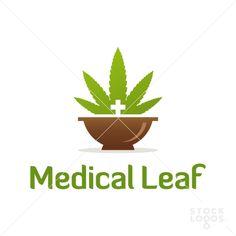 Medical Leaf | StockLogos.com - #logo