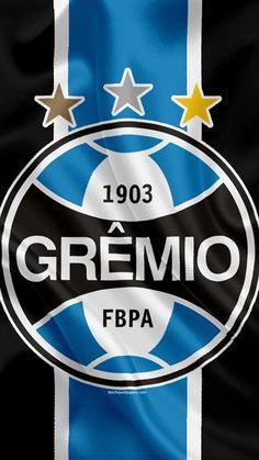 Gremio FC, club de fútbol Brasileño, emblema, logotipo, Brasileño de Serie a, de fútbol, de Porto Alegre, Rio Grande do Sul, Brasil, bandera de seda Monitor, Rio Grande Do Sul, Everton, Fifa, Football, Soccer Teams, Barber, Magic, Youtube
