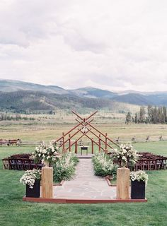 Devil's Thumb Ranch Wedding | Katie and Tom