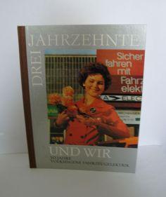 Buch DDR Rarität Drei Jahrzehnte und Wir - 1949 bis 1979 30 Jahre VEB FER Ruhla