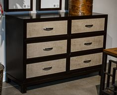 Pulaski Sean 6 Drawer Accent Chest