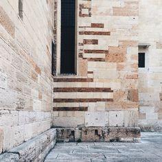 """Okay, okay last one. But, these walls!!! Next stop, Trieste. #ihavethisthingwithwalls #duomo #verona #minimalism"" Photo taken by @mlee73 on Instagram, pinned via the InstaPin iOS App! http://www.instapinapp.com (07/02/2015)"