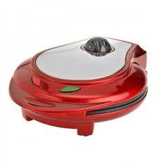 Kalorik Red/Stainless Steel Heart Shape Waffle Maker WM 36589 R