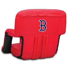 The Boston Red Sox MLB Ventura Seat is a fantastic stadium tailgating chair