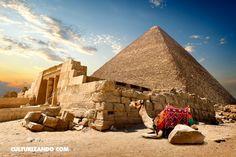 Grandes Misterios: La construcción de las Pirámides de Egipto - culturizando.com | Alimenta tu Mente