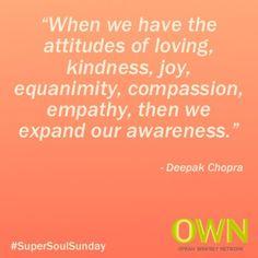Awareness.....Attitude... Acceptance.....