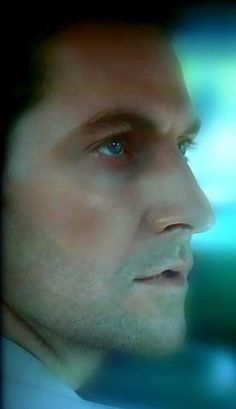 Richard Armitage pinned by Glady and Laura...  Blue, blue, blue eyes...