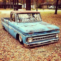 Custom Chevy c-10