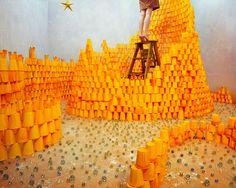 jeeyoung_lee_opiom_gallery_309 New Dreamlike Scenes from Inside JeeYoung Lee's Tiny Art Studio