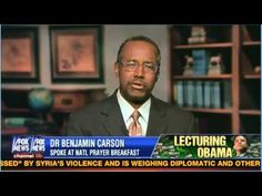 Dr. Benjamin Carson talks with Hannity ***AWESOME***