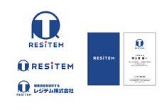 RESITEMリブランディング(ロゴ&名刺)