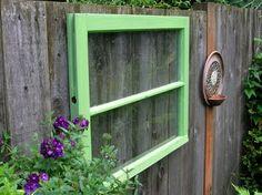 Rindy Mae: Yard Art