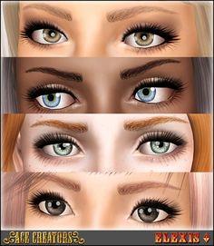 Empire Sims 3: Eyebrows