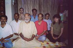 teaching in India , 1999