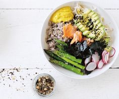 3 gut-healthy bowl recipes for super-nourishing weeknight meals