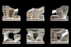 Steven holl architects commissioned to design ecology museum and planning museum near tianjin, china Steven Holl Architecture, Light Architecture, Concept Architecture, School Architecture, Interior Architecture, China Architecture, Architecture Drawings, Ancient Architecture, Sustainable Architecture