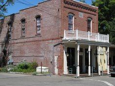 Old Jack London Saloon- Glen Ellen Sonoma    Valley, CA