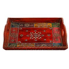 Largest online marketplace for unique Indian products with more than jewellery, sarees, salwar suits and handmade and natural products. It is ETSY of India. Wooden Art, Wooden Boxes, Stone Painting, Diy Painting, Truck Art Pakistan, Wood Burning Crafts, Indian Furniture, Painted Trays, Indian Folk Art