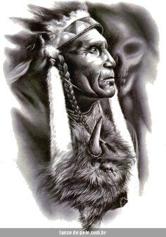 Super Apache Indian Tattoos Designs Indian Tattoo Designs And Meanings Apache Indian, Apache Native American, Native American Drawing, Native American Tattoos, Native Tattoos, Native American Warrior, Warrior Tattoos, Native American Pictures, American Indian Art