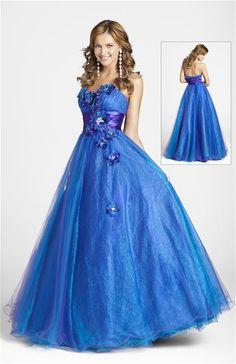 Blush 5019 at Prom Dress Shop