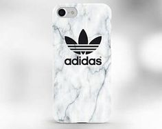 Adidas iPhone 7 Case Marble Adidas iPhone 6 Case iPhone 7 Plus Adidas iPhone Case Gray Marble iPhone 6s Adidas Case boyfriend gift for him