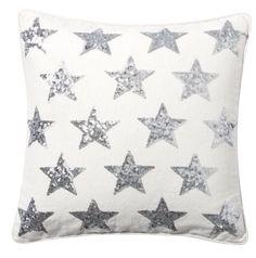 Sparkle Star Pillow