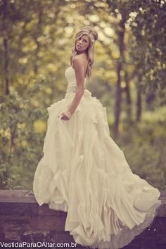 Vestido de Noiva Princess Gloria