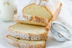 Receta de Torta de vainilla fácil - Fácil
