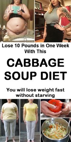 Lose weight fast with this cabbage soup diet. #loseweightfast #dietplan #dietplansforweightloss