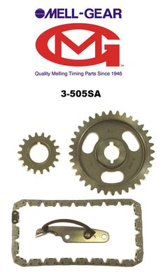 New Timing Kit for Ford & Mercury 2.3L & 2.5L Engines #MellingEngineParts