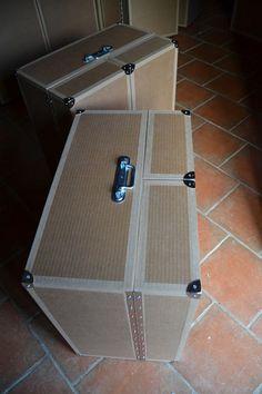 Mallettes en carton - SG Mobilier Carton - Angers