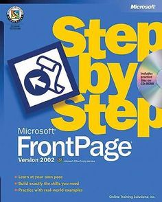 Microsoft FrontPage Version 2002 by Inc. Staff Online Training Solutions and Mic