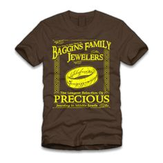 Lord Of The Rings Tee