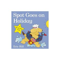 Spot Goes on Holiday - English Wooks