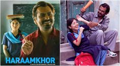 """@InstaMag - Upcoming Hindi film """"Haraamkhor"""", the trailer of which was launched on Tuesday, was shot in as less as 16 days. Shlok Sharma, the movie's director"""